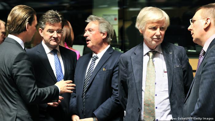 Міністри закордонних справ країн ЄС