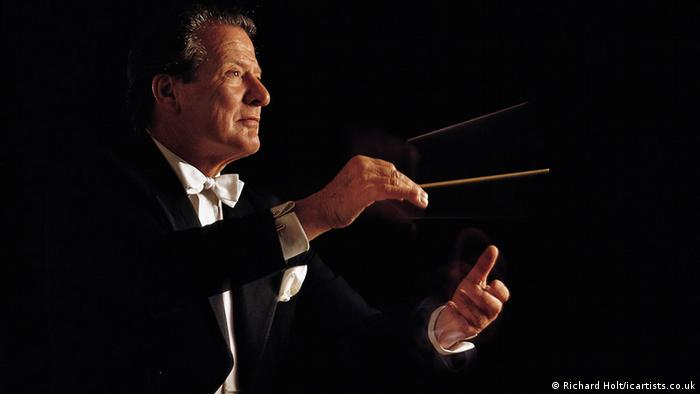 Sir Neville Marriner Photo: Richard Holt/icartists.co.uk