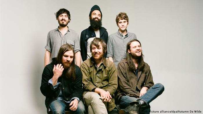 The band Fleet Foxes