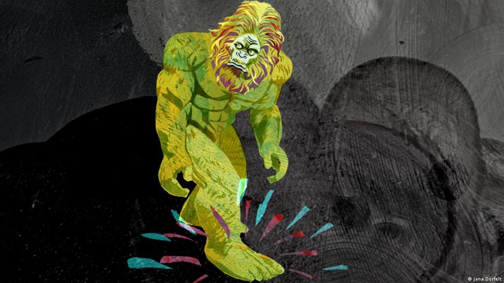 Cryptozoology – stalking elusive beasts | Global Ideas | DW | 23 04 2014