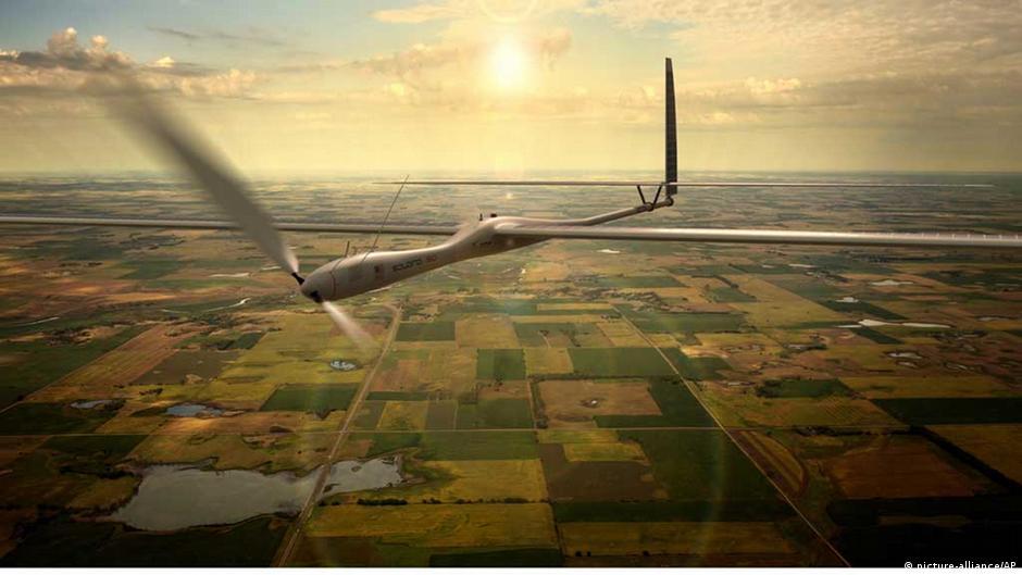 Google buys drone manufacturer Titan Aerospace | DW | 15.04.2014