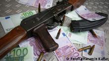 Symbolbild Waffen Waffenhandel Waffenlieferung Rüstung Rüstungsexport