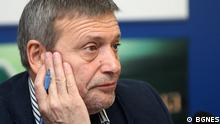Wirtschaftsexperte Krassen Stanchev Bulgarien