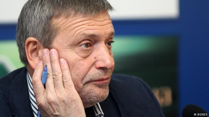 Икономистът Красен Станчев