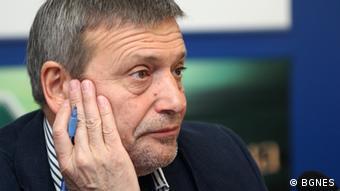 Wirtschaftsexperte Krassen Stanchev Bulgarien (BGNES)