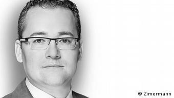 Steffen Zimmermann, Geschäftsführer der AG Produkt- und Know-how-Schutz