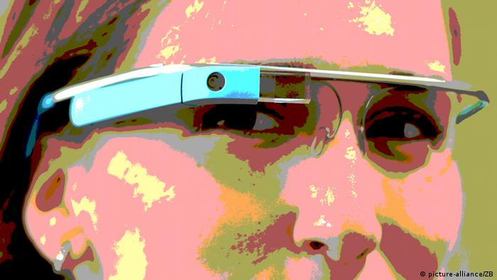 Google Glass (picture-alliance/ZB)