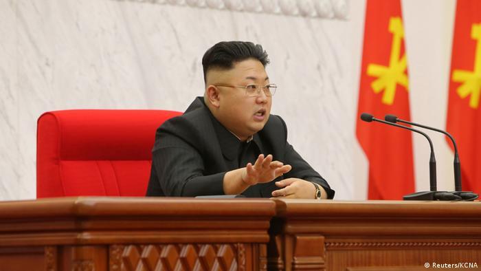 Kim Jong-Un 09.04.2014