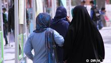 Ausstellung Gewalt gegen Frauen in Kabul