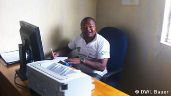 Stanislaus Alusiola is a legal advisor in Kibera