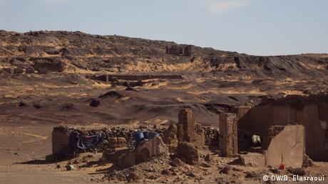 Sahara im Südosten von Marokko (Bildergalerie)