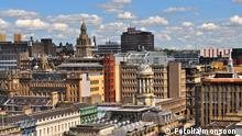 Glasgow skyline (Fotolia/monsoon_)