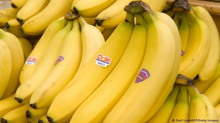Symbolbild Bananen Panama-Krankheit (Saul Loeb/AFP/Getty Images)