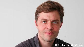 Hanno Gundert, Geschäftsführer von n-ost (Foto: Stefan Günther, n-ost)