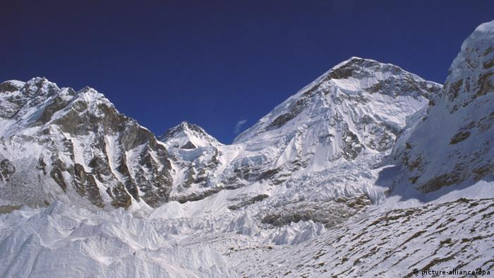 Himalaya-Gebirge (picture-alliance/dpa)