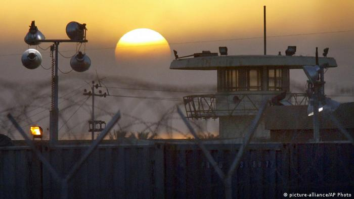 Abu Ghraib Gefängnis in Baghdad