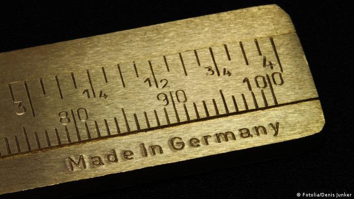 Gütesiegel Made in Germany