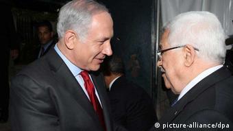 Netanjahu/ Abbas