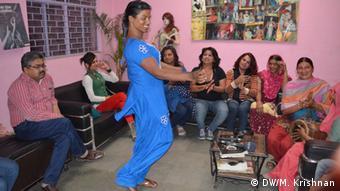 indische saree real tantchen geschlecht
