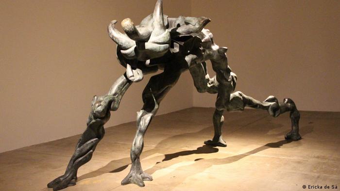 Salvador Dali Der kosmische Elefant