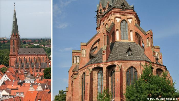 Храм Святого Николая в Люнебурге