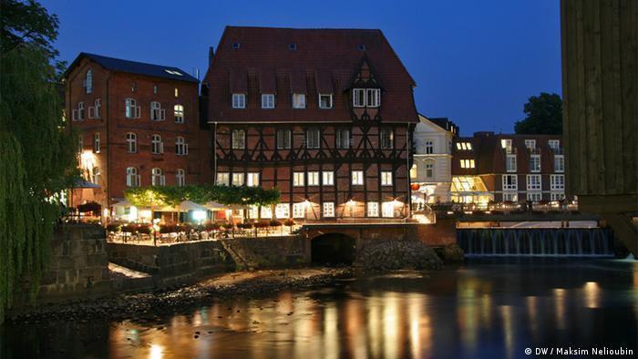 Люнебургская мельница Lüner Mühle