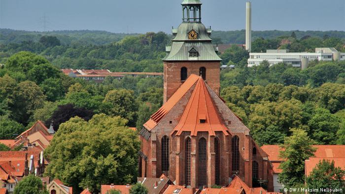 Храм Святого Михаила (St. Michaelis) в Люнебурге