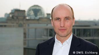 DW-Hauptstadtkorrespondent Marcel Fürstenau