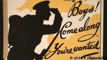 Erster Weltkrieg Kriegspropaganda