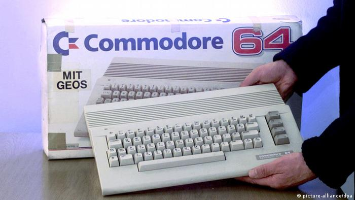 Bildergalerie Spielkonsolen - Commodore C64 (picture-alliance/dpa)