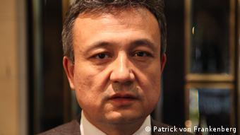Isa Dolkun Generalsekretär des World Uighur Congress