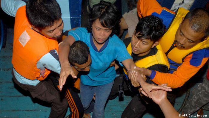 Fährunglück Indonesien 2006