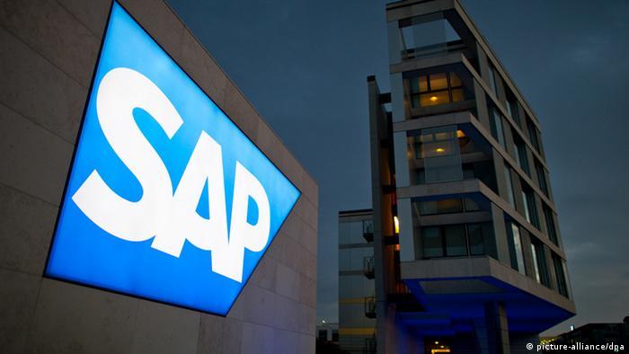 SAP earnings soar in third quarter