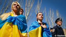 Ostukraine Krise 17.04.2014 Lugansk
