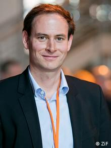Tobias Raffel (Photo: ZIF)