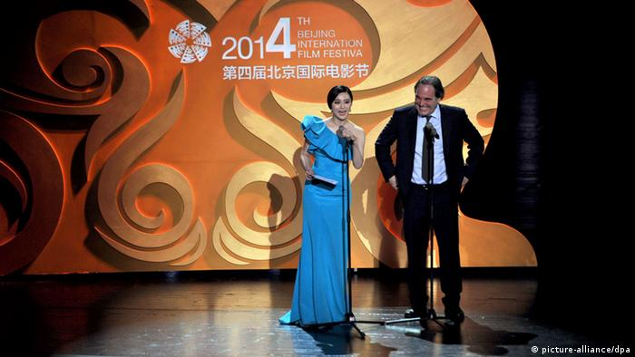Beijing Internationales Film Festival 2014 Oliver Stone