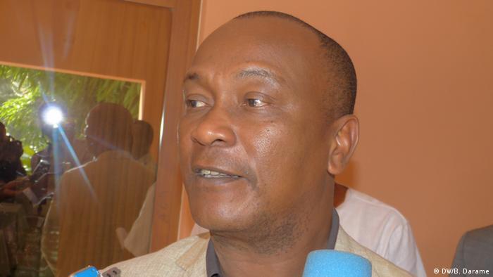 Präsidentschaftswahl in Guinea-Bissau 2014 Vítor Mandinga