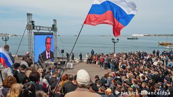 Севастополь, березень 2014