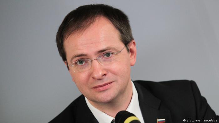 В ВАК указали на системные проблемы в диссертации Мединского  Владимир Мединский