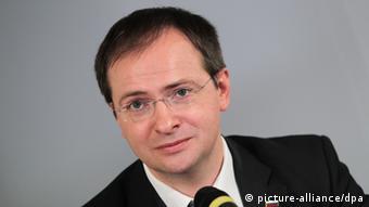 Wladimir Medinski (Foto: dpa)