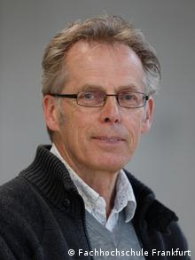 El catedrático Heino Stöver .