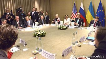 """Acuerdo de Ginebra ha sido descrito como """"un importante paso hacia delante""""."""
