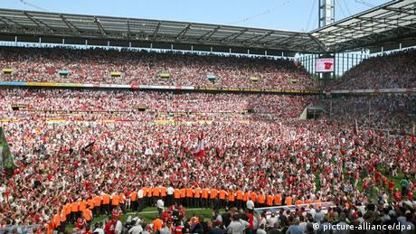 Fußball 2. Bundesliga 31. Spieltag 1. FC Köln FSV Mainz 05