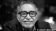 Colombia's Nobel Literature Prize laureate Gabriel Garcia Marquez poses for a picture at his house in Mexico City, Monday, Nov. 1, 2010. His latest book, titled I Didn't Come Here to Make a Speech, a compilation of his speeches about politics, literature and other topics, was presented in Mexico City last Thursday. (ddp images/AP Photo/Miguel Tovar)