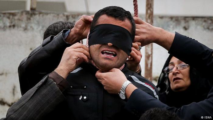 سامره علینژاد قاتل فرزندش را پای چوبه دار بخشید و قاتل بدون تحمل مجازات دیگری آزاد شد