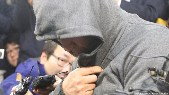 Südkorea Fährunglück Kapitän Lee Jun-Seok