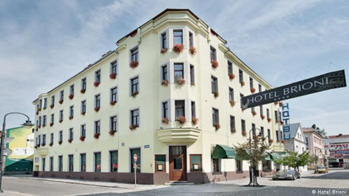 Отель Brioni в чешской Остраве