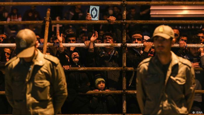 Iran Hinrichtung Todestrafe