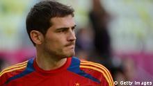 Torhüter Spanien Iker Casillas