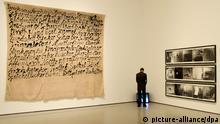 Ausstellung Alibis: Sigmar Polke 1963_2010 im MoMA NewYork Sigmar Polke